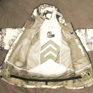 Analog Illuminati men's snowboarding jacket
